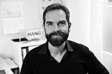 Møbeldesigneren Thomas Alken
