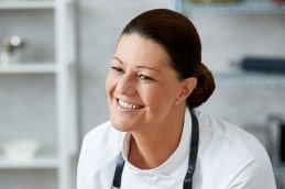 Blomsterberg: Udstyr til det søde køkken