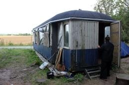 Fra togvogn til tiny house