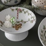 Skål Vase fra Hammershøi Christmas